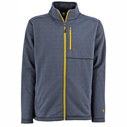 White Sierra Ten Mile Fleece Jacket, Titanium, Large ()
