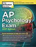 img - for Cracking the AP Psychology Exam, 2017 Edition: Proven Techniques to Help You Score a 5 (College Test Preparation) book / textbook / text book