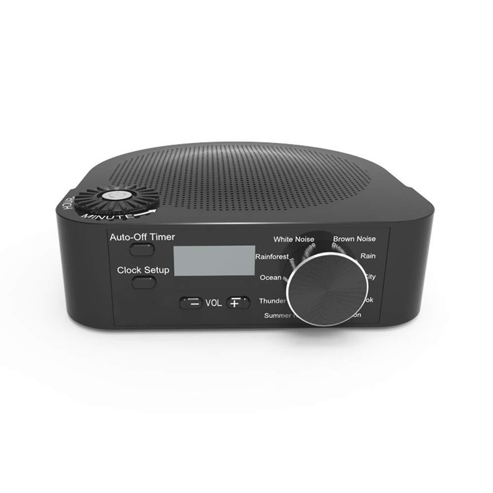 ZYJ White Noise Sound Machine, Improve Sleep Quality White Noise Sleep Sound Therapy for Home, Office Or Travel by ZYJ