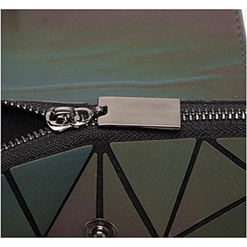 À la mode Géométrique sac à bandoulière féminin sac à bandoulière grande capacité nouveau sac à main, 30L * 12 * 27CM A