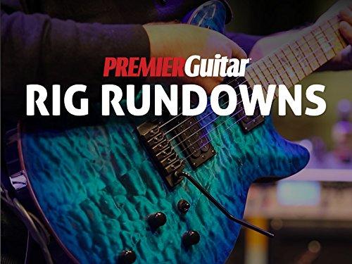Premier Guitar Rig Rundown: Frank Gambale ()