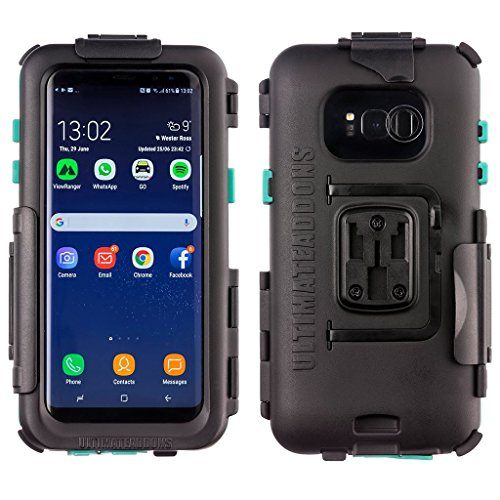 Ultimate Addons - Funda resistente al agua para Galaxy S8 S8 + Plus ...