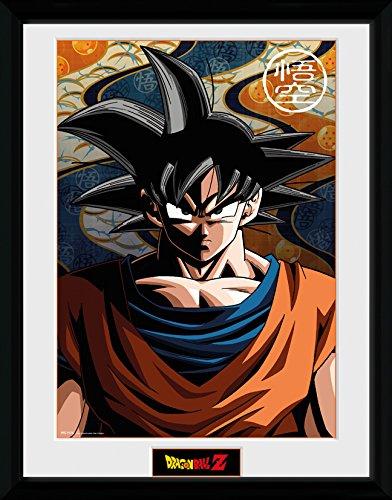 GB Eye, Dragon Ball Z, Goku, Fotografia Enmarcada, 40 x 30 cm ...