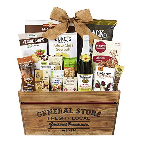 GreatFoods Organic Market Snacks and Sweets Gift ()