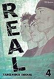 Real, Vol. 4 by Takehiko Inoue (2009-04-21)
