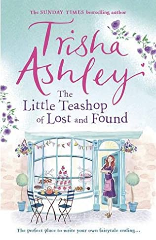 book cover of The Little Teashop of Lost and Found