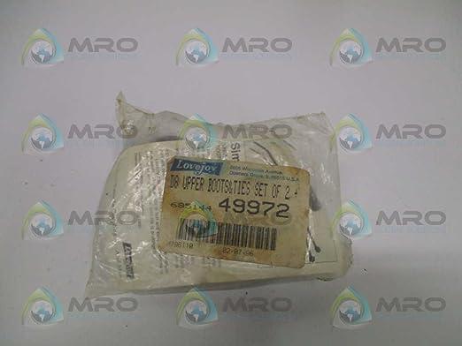Lovejoy 68514449972 Upper Boots & Ties (pkg of 2) New in Factory Bag: Amazon.com: Industrial & Scientific