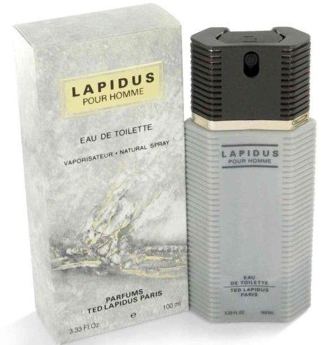 Parfum Lapidus De TED Lapidus Homme Eau De Toilette 100 Ml Neuf - Parfums Homme