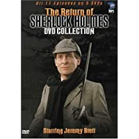 The Return of Sherlock Holmes Collection (1986)