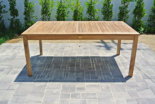 Willow creek designs outdoor patio furniture 72 w x 42 for Willow creek designs