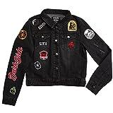 Star Wars Dark Side Patch Juniors Denim Jacket
