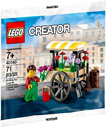 LEGO Creator Polybag Flower 40140