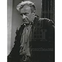 1958 Press Photo Lee J Cobb American Actor Legacy of Legend Zane Grey Theater TV
