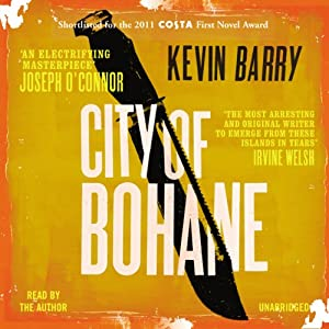 City of Bohane Audiobook