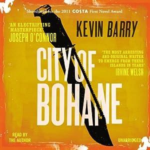 City of Bohane Audiobook