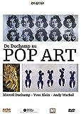De Duchamp au Pop Art - Collection Palettes