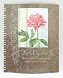 Family Vital Information Planner and Organizer