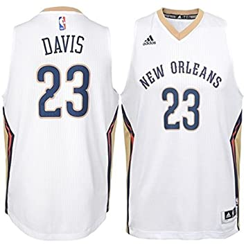 Anthony Davis New Orleans Pelicans 23 Youth Swingman Home