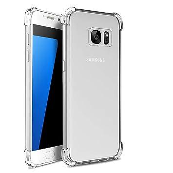 MOBITEK4U - Carcasa de Gel para Samsung Galaxy S6 y S6 Edge ...