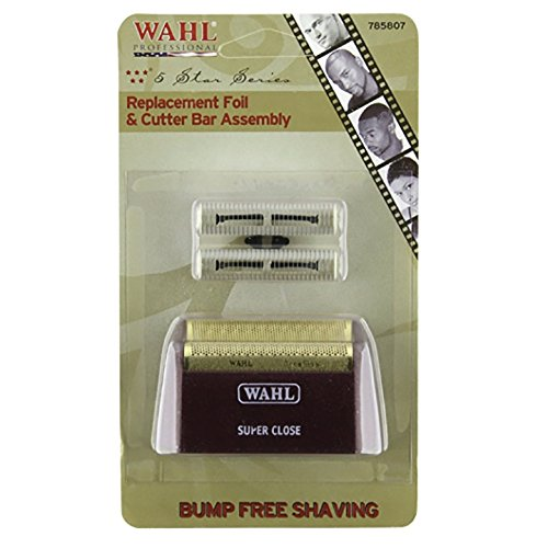 Price comparison product image WAHL Replacement foil & cutter bar assembly