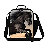 GiveMeBag Generic Mens Thermal Lunch Bags Insulated Food Bag for Teenager Boys Cooler The Lunch Box Stylish