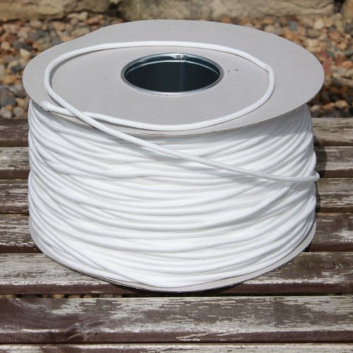 500M Workroom Reel 5Mm Washable Piping Cord No 4