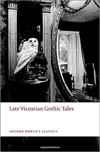 ce081f7bc97 Late Victorian Gothic Tales (Oxford World s Classics)  Amazon.co.uk ...