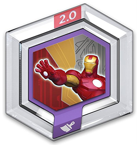 Free Disney INFINITY: Marvel Super Heroes Power Disc - Stark Tech