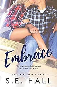 Embrace by S.E. Hall ebook deal