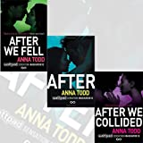 anna todd after series collection 3 books bundle after 1 after we collided 2 after we fell