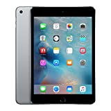 Apple iPad mini 4 de 128 GB MK9N2CL/A con Wi-Fi, color Gris Espacio
