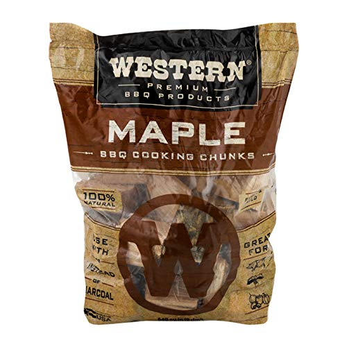 Western Premium Bbq Products Hickory Cooking Chunks 570