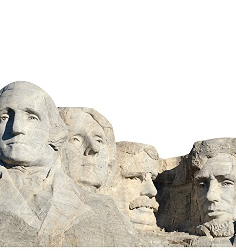 Mount Rushmore National Monument - Advanced Graphics Life Size Cardboard Standup