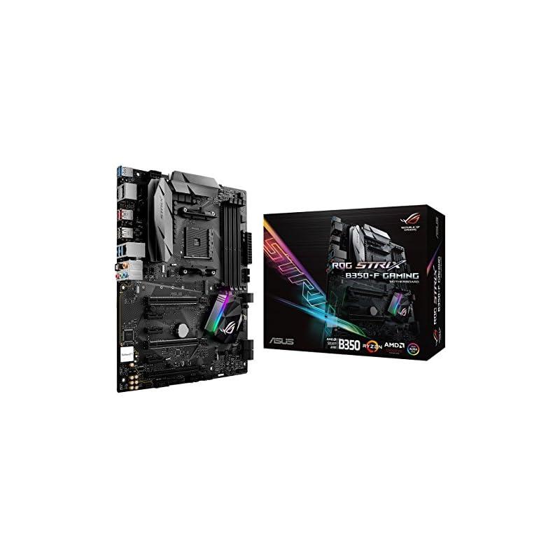 ASUS ROG STRIX B350-F GAMING AMD Ryzen A