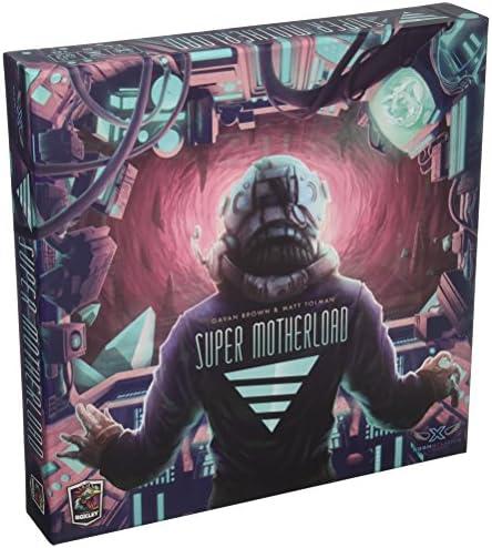 Super Motherload Board Game