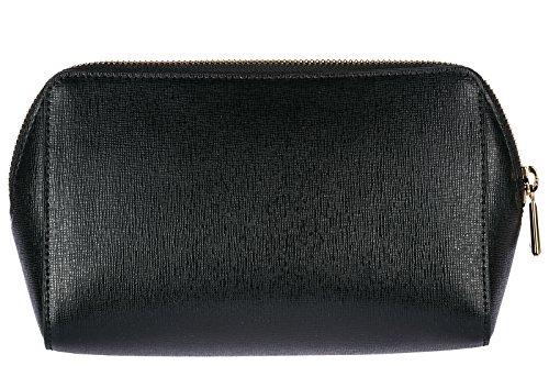 pochette en noir sac cuir femme Furla Sq8x5C