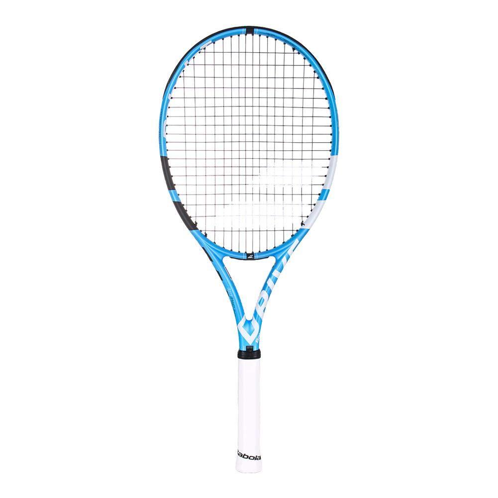 Babolat Pure Drive Lite Tennis Racquet B078JRB2Q5 4_1/4|Natural String Natural String 4_1/4