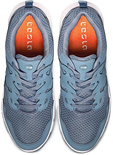 L610 Tesla E630 Men's Az X710 dgy Sports Shoe X800 Running Lightweight X700 x710 6w6qaF