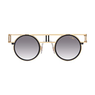 717b36ff5bf Image Unavailable. Image not available for. Color  Sunglasses Cazal Legends  668 001 Black Gold ...