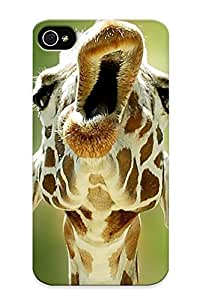 Exultantor Fashion Protective Giraff Shouting Case Cover For Iphone 4/4s Kimberly Kurzendoerfer
