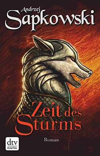 Zeit Des Sturms Roman Die Hexer Saga Geralt Der