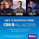 (Renewed) Roku Premiere | HD/4K/HDR Streaming Media Player with Simple Remote and Premium HDMI Cable , Black
