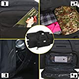 XWLSPORT Military Wheeled Deployment Bag Tactical