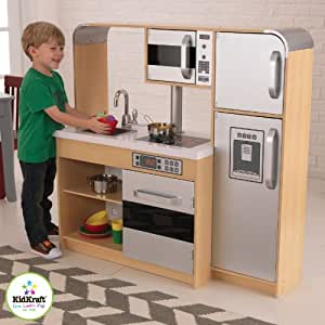 Amazon Com Kidkraft Ultimate Chef S Kitchen Toys Amp Games
