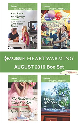 Harlequin Heartwarming August 2016 Box Set: An Anthology