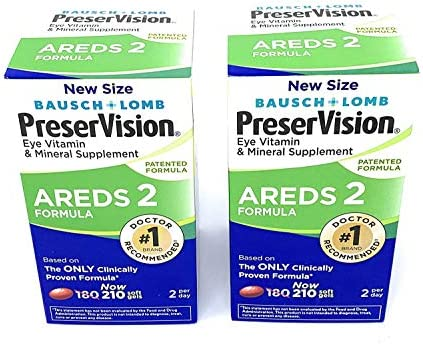 PreserVision Vitamin Mineral Supplement Zeaxanthin product image