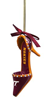 Auburn Tigers Official NCAA 3 inch x 1.5 inch Team Shoe Ornament