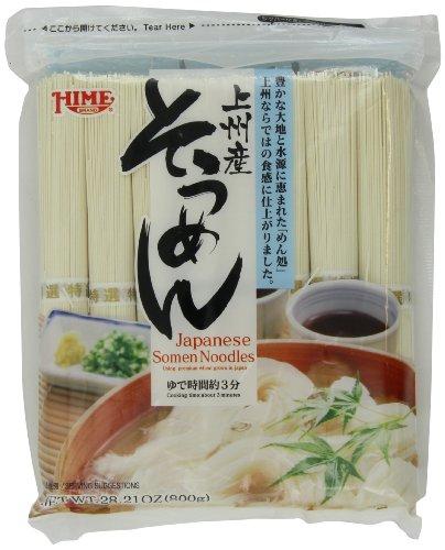 Somen Noodles - Hime Dried Somen Noodles, 28.21-Ounce