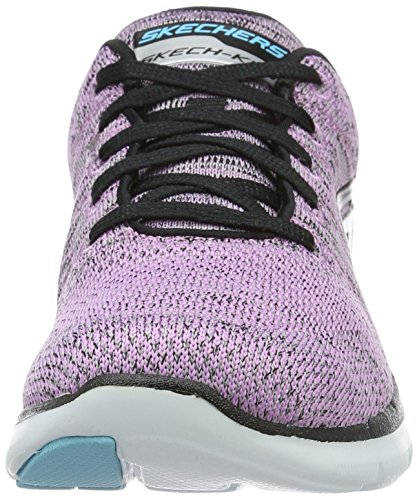Skechers Damen Flex Appeal 2.0 High Energy Low-Top lila (LAV)