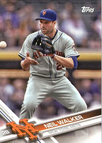 2017 Topps Team Edition Baseball Card#NYM-3 Neil Walker New York Mets Baseball Card